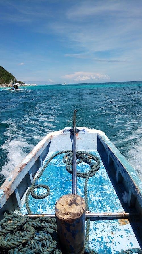 Photos gratuites de ancre, baot, bateau, boracay