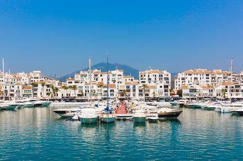 Gratis arkivbilde med havn, marbella, puerto banus, spania