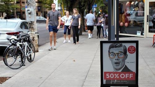 Foto stok gratis diskon, pemasaran
