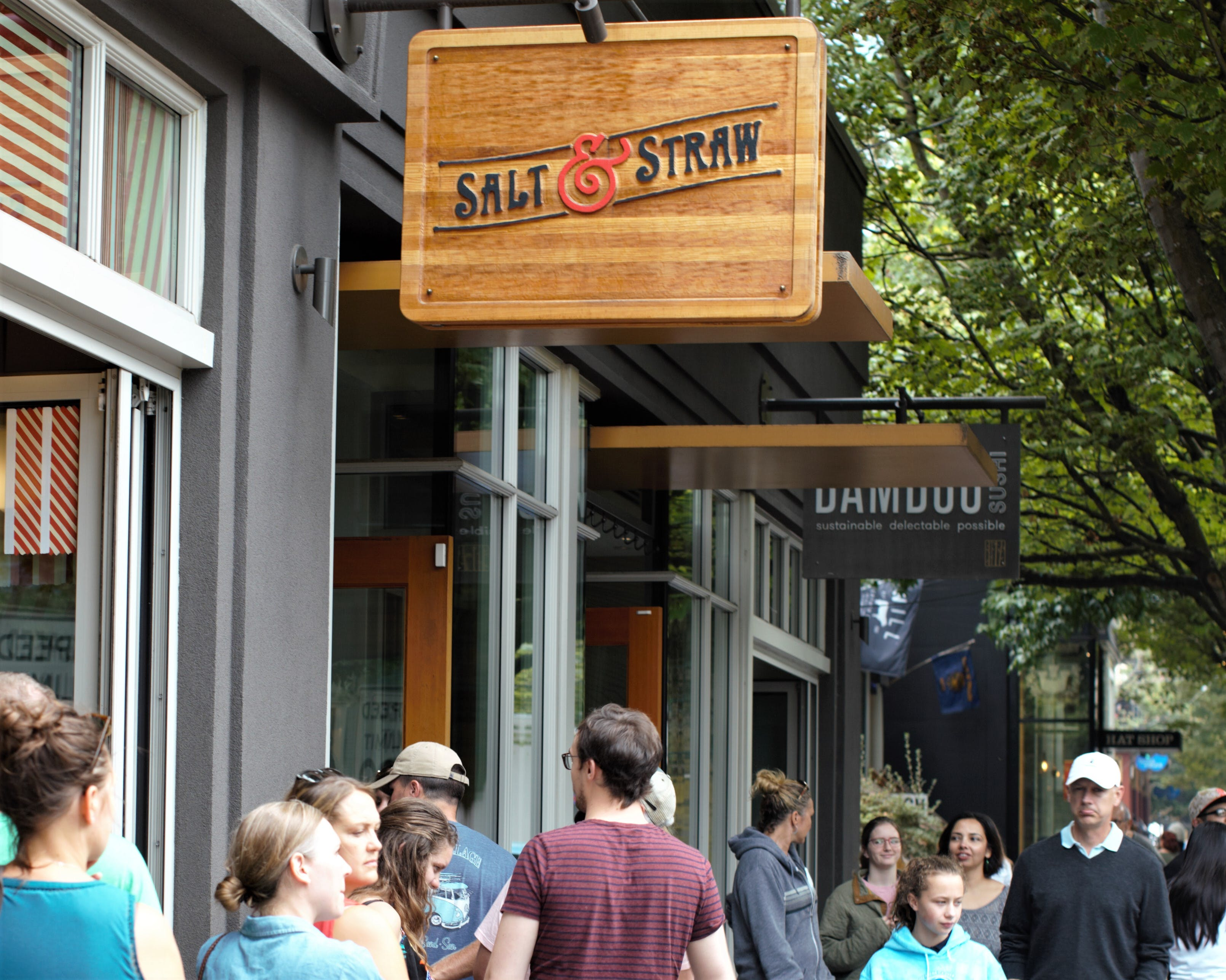 Free stock photo of popular, Salt And Straw, shop
