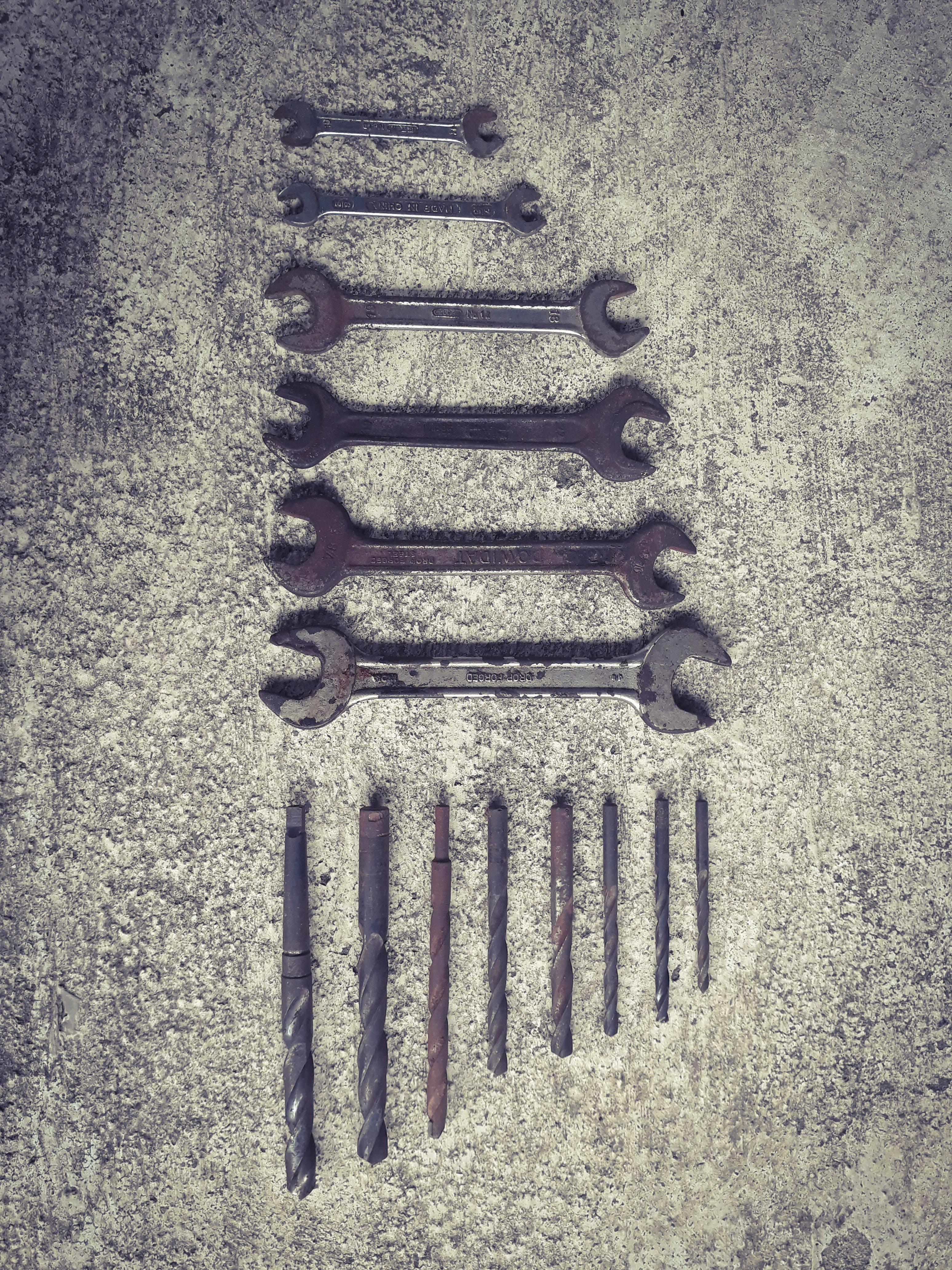 Free stock photo of ascent, drill bits, tools