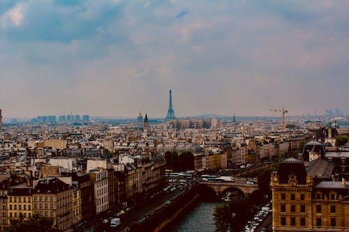Gratis stockfoto met architectuur, attractie, daglicht, Eiffeltoren