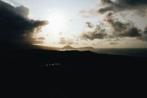 Free stock photo of nature, ocean, sunrise