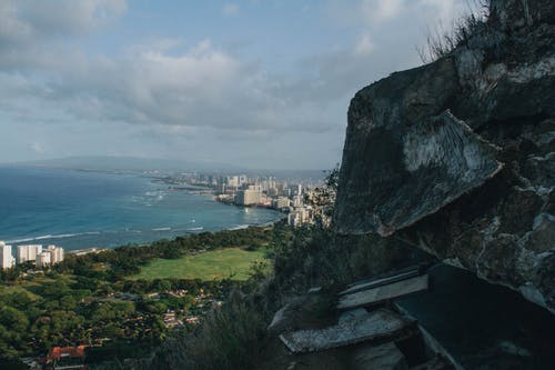 Free stock photo of city, nature, ocean