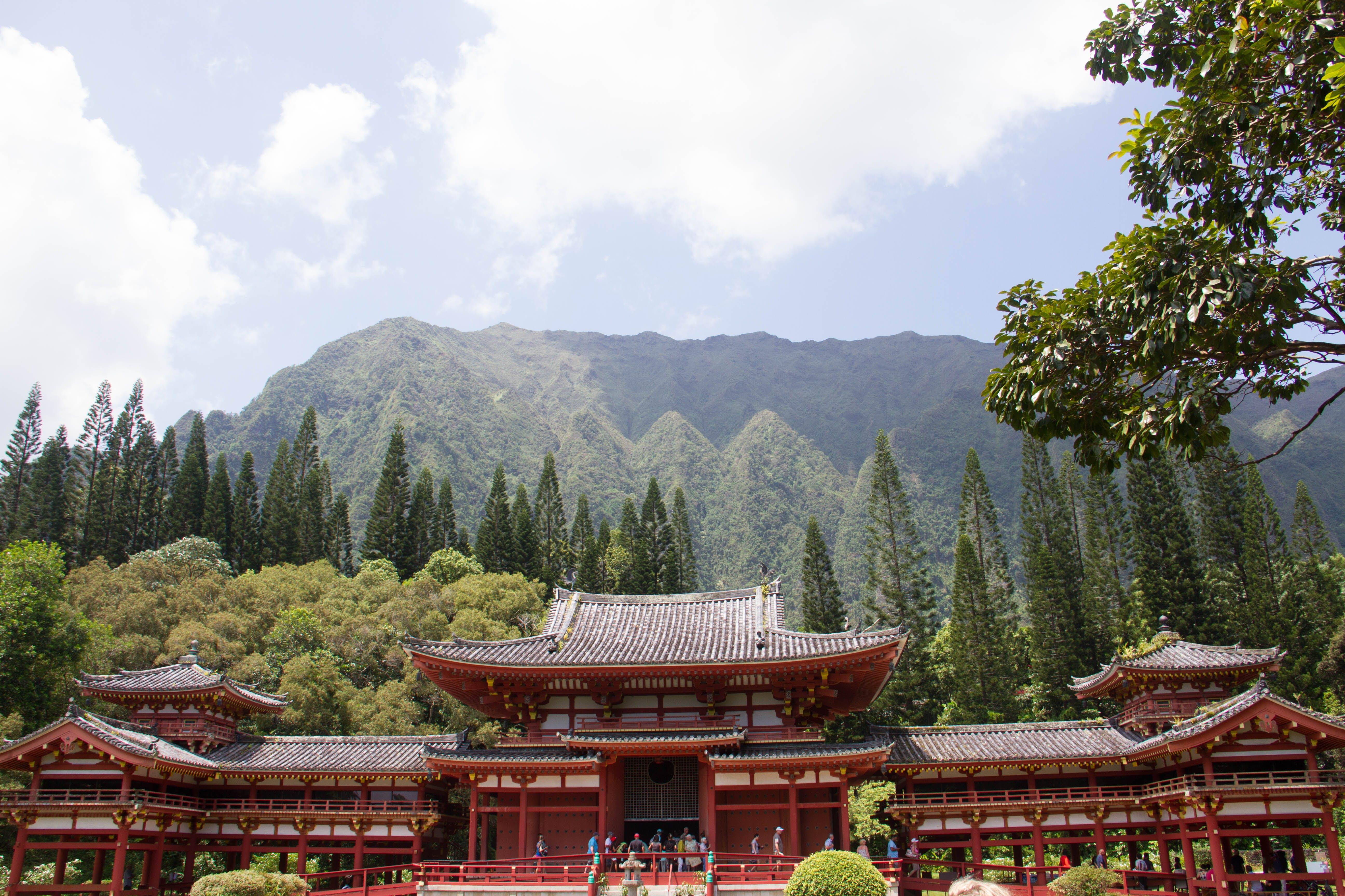 Free stock photo of Buddhism, buddhists, mountains, temple