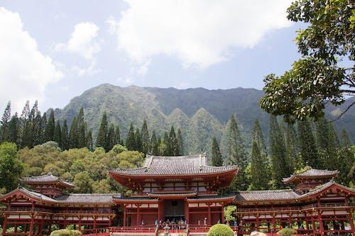 Free stock photo of buddhism, buddhists, mountains