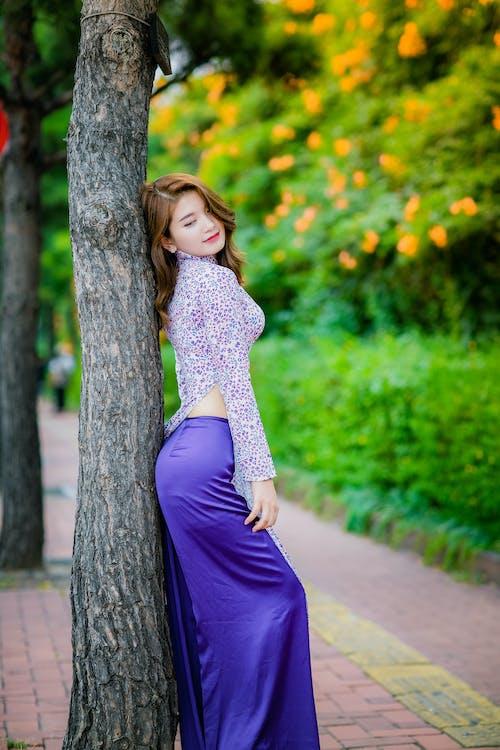 Imagine de stoc gratuită din arbore, drum, editorial, editorial fashion