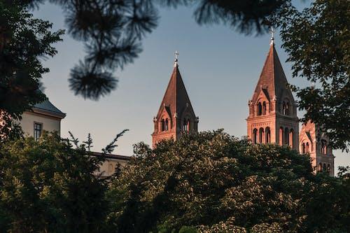 Ảnh lưu trữ miễn phí về kiến trúc, mái nhà, nhà thờ, Tháp