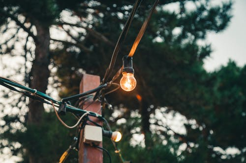 エネルギー, バルブ, 光, 照らされたの無料の写真素材