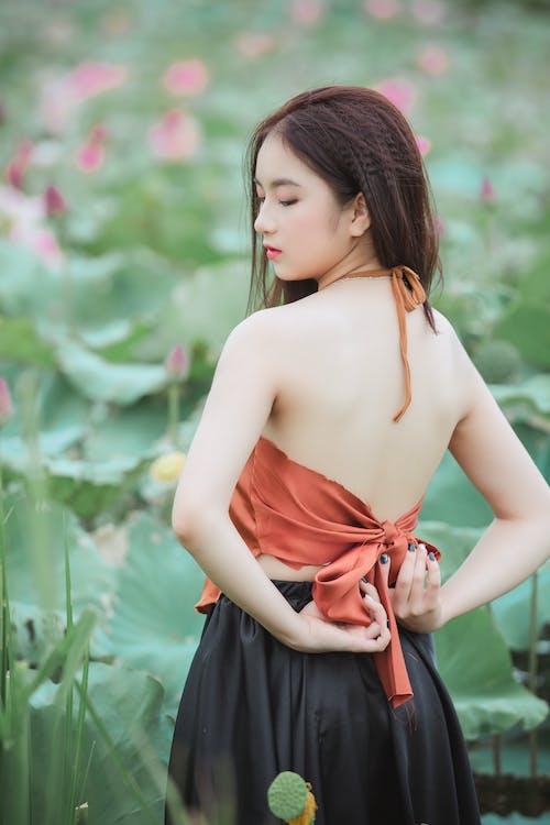 귀여운, 드레스, 매력적인, 모델의 무료 스톡 사진