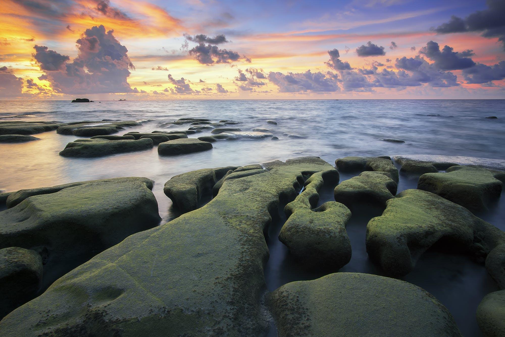 Green Stones Nearlake