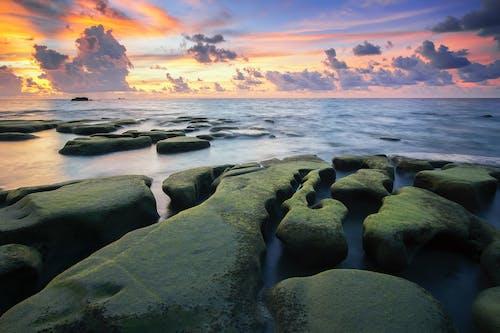 Безкоштовне стокове фото на тему «берег моря, відлив, вода, вродлива»