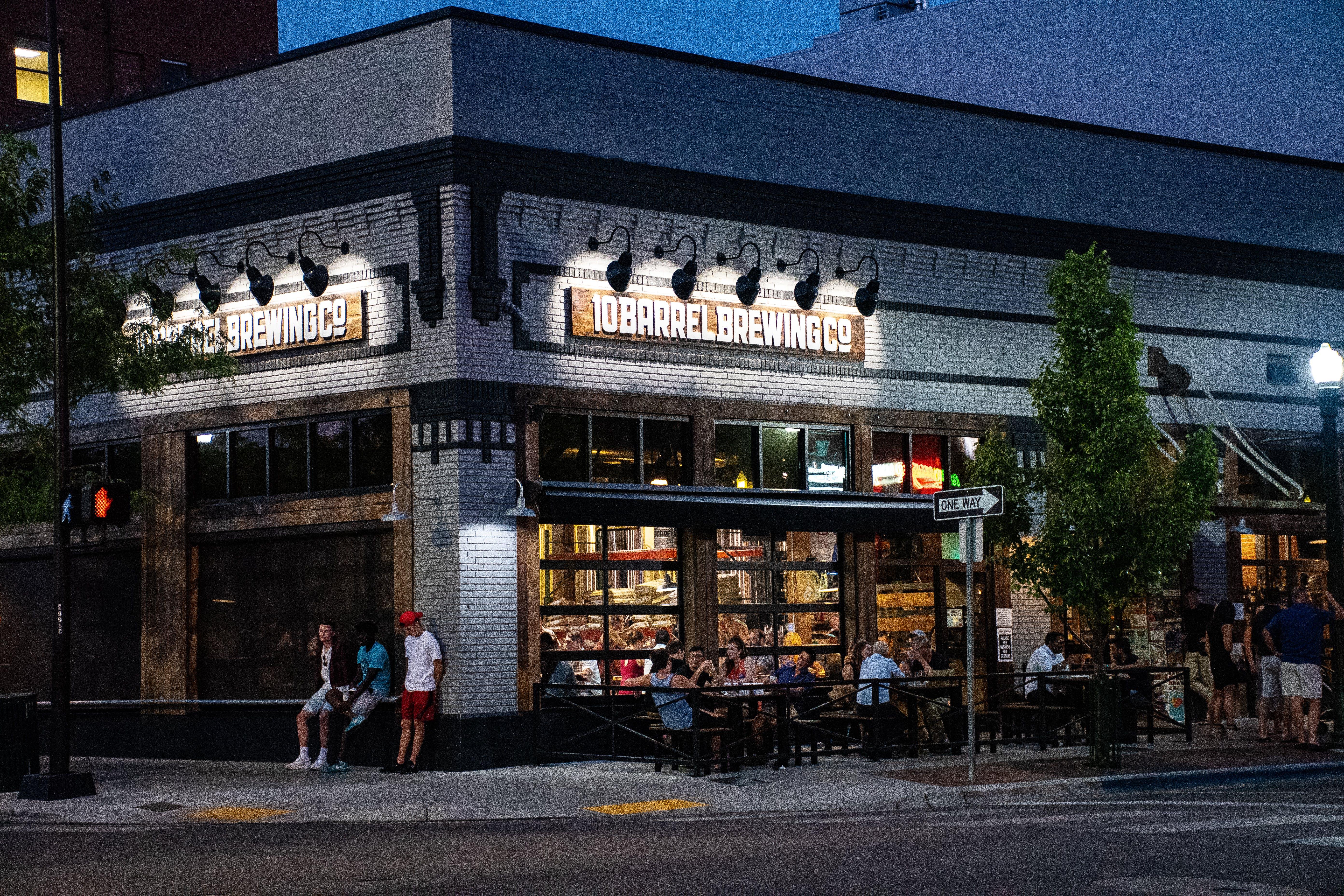 Cafe Store Facade