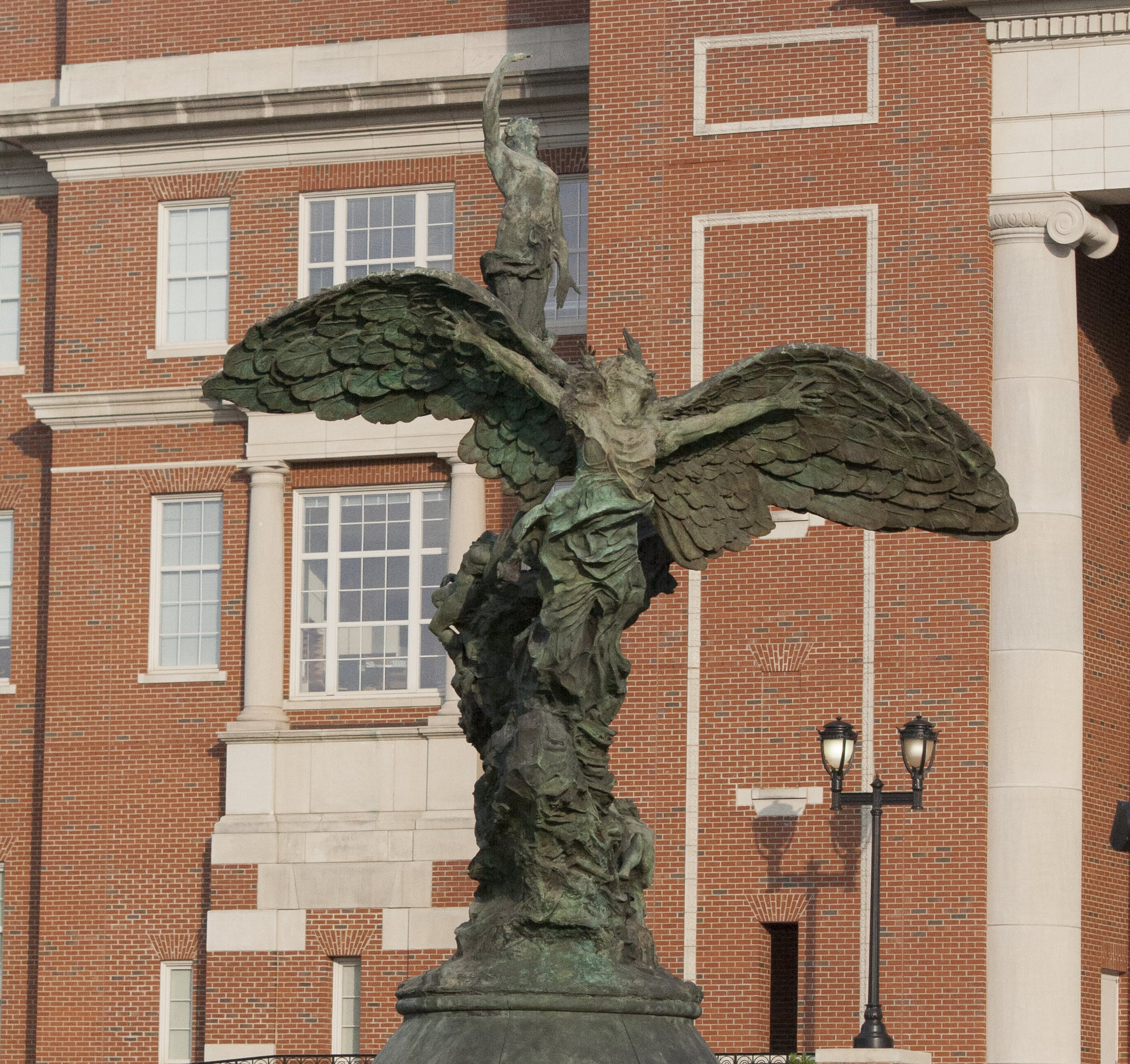 Free stock photo of angel, cpcc, devil, statue