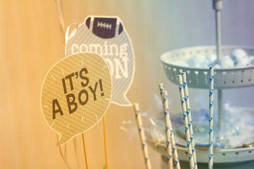 Free stock photo of baby, baby boy, babyshower