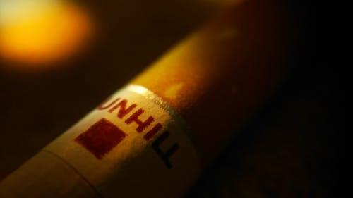 #mobilechallenge, 煙頭, 登喜路, 香煙 的 免費圖庫相片