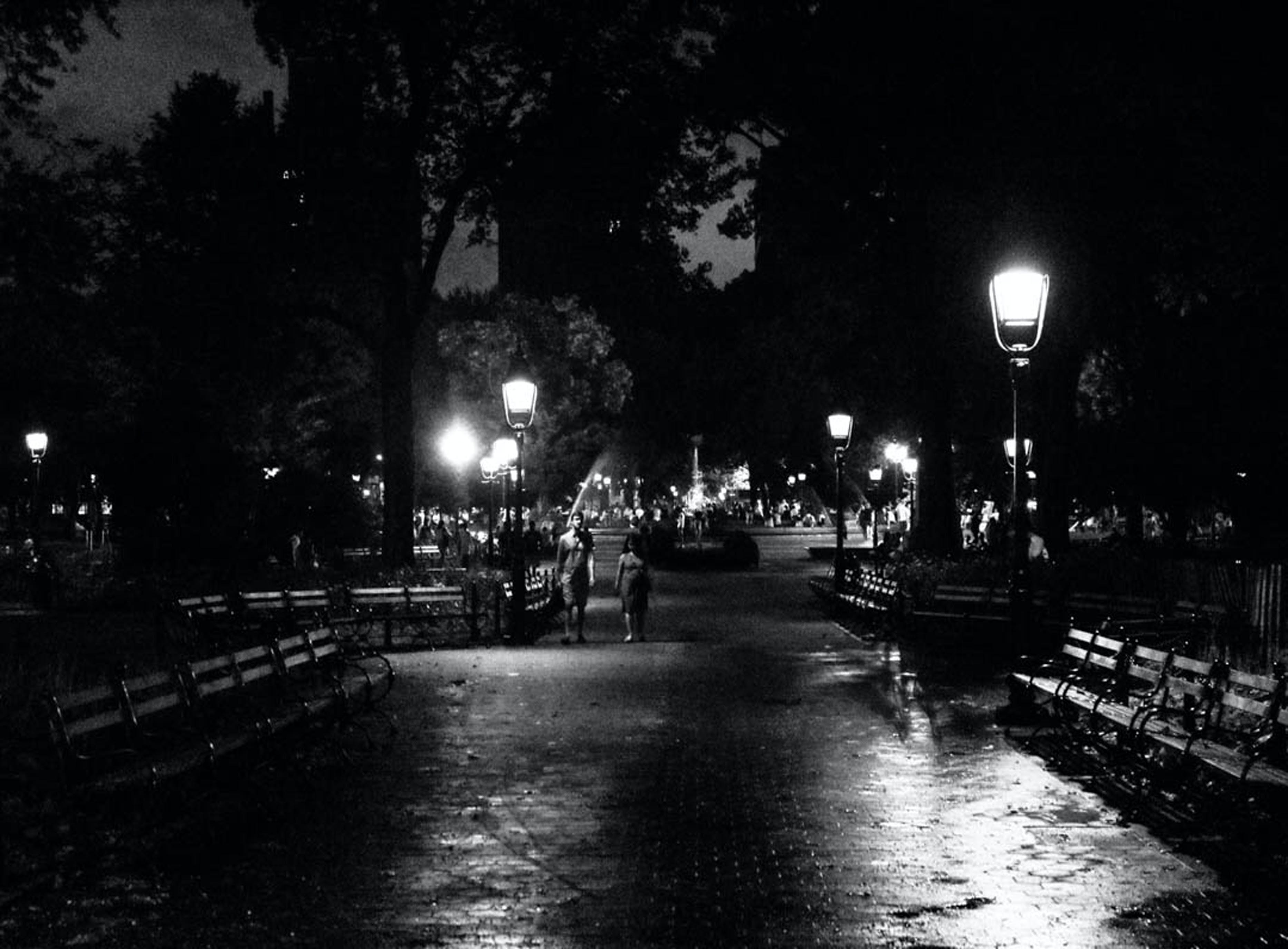 Free stock photo of #black and white, #night life, #park, #park life