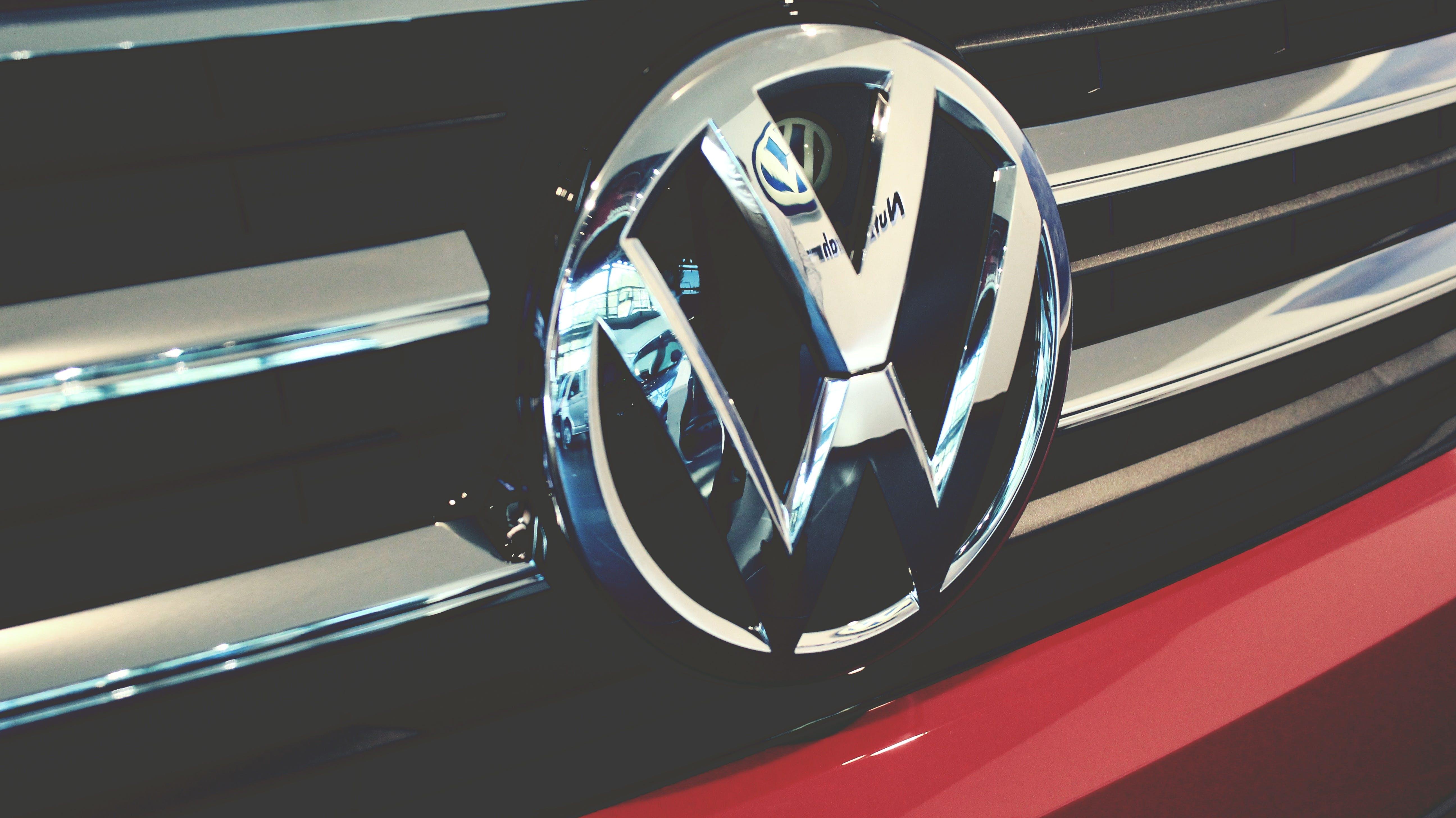 Kostenloses Stock Foto zu auto, automarke, vw