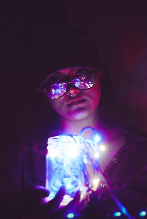 Ảnh lưu trữ miễn phí về cuộc sống ban đêm, ma thuật, đèn Giáng sinh