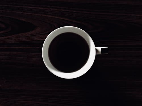 Close-up Photo of a Cup of Coffee