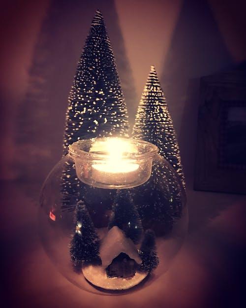 Foto stok gratis hari Natal, lampu Natal