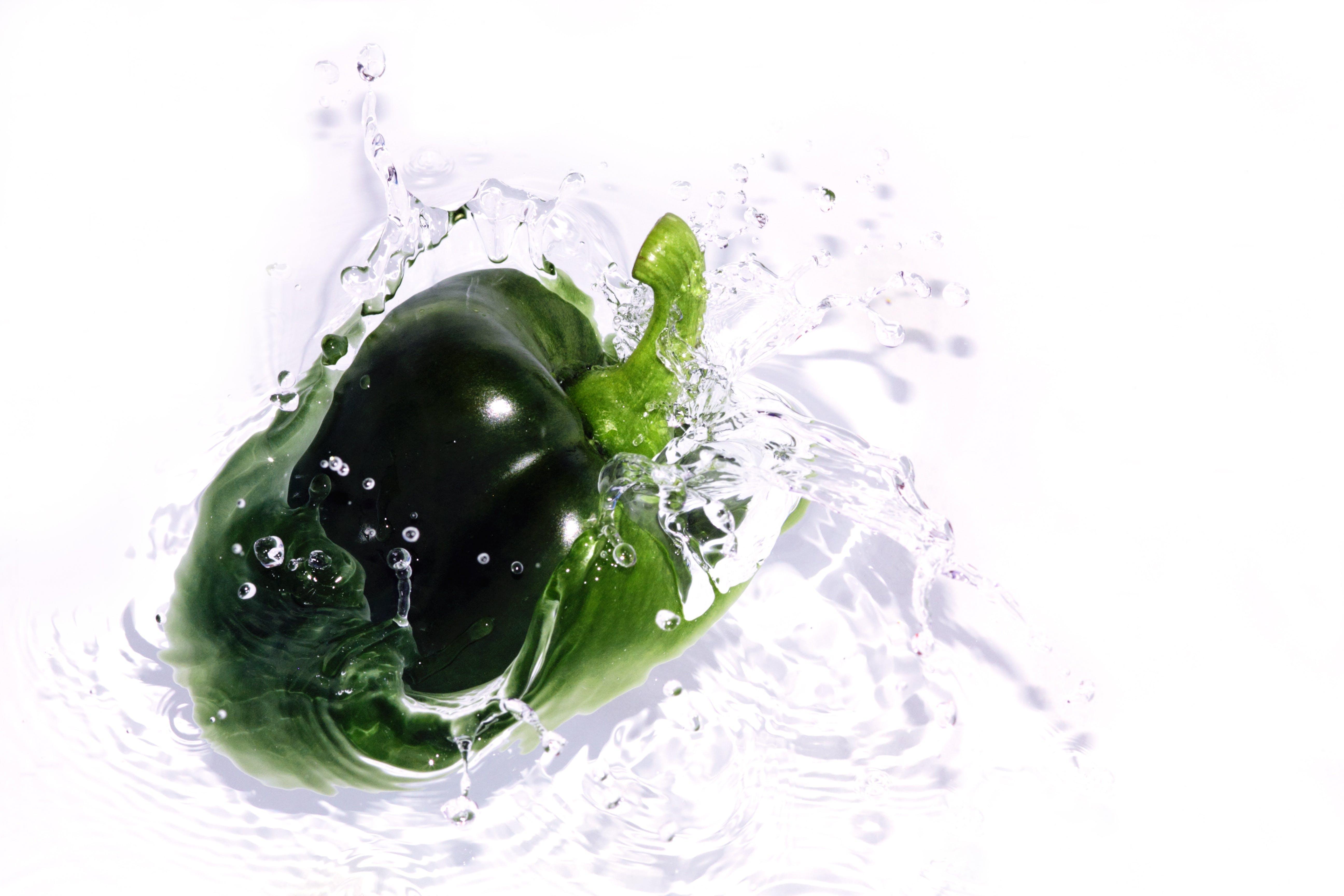 Gratis lagerfoto af frisk, grøn, grøn peber, grøntsag