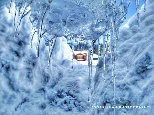 Foto d'estoc gratuïta de #ice_cave, #kashmir