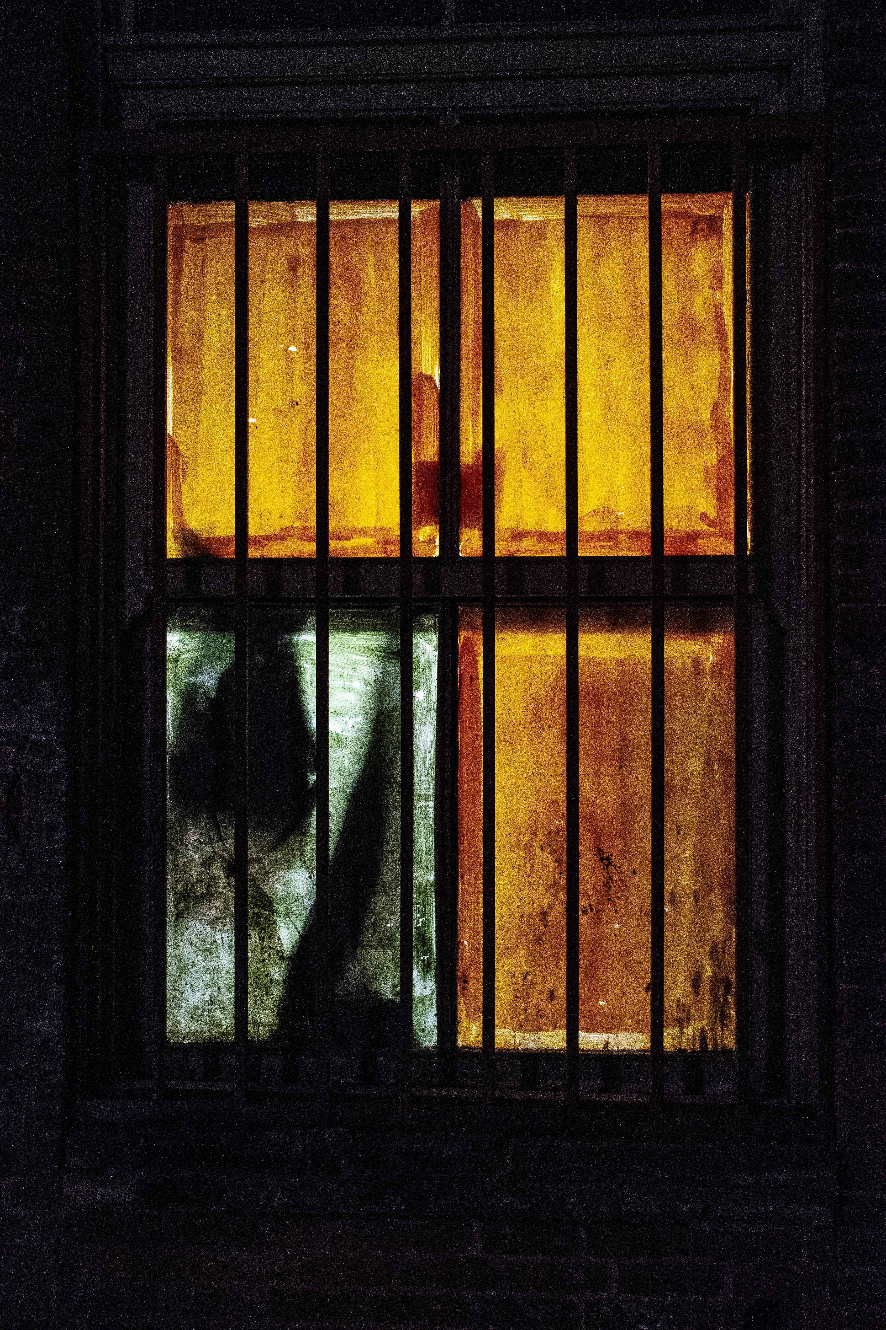 Window With Grills