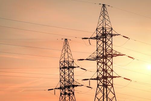 Kostenloses Stock Foto zu elektrischer strom, elektro beiträge, energieversorgung