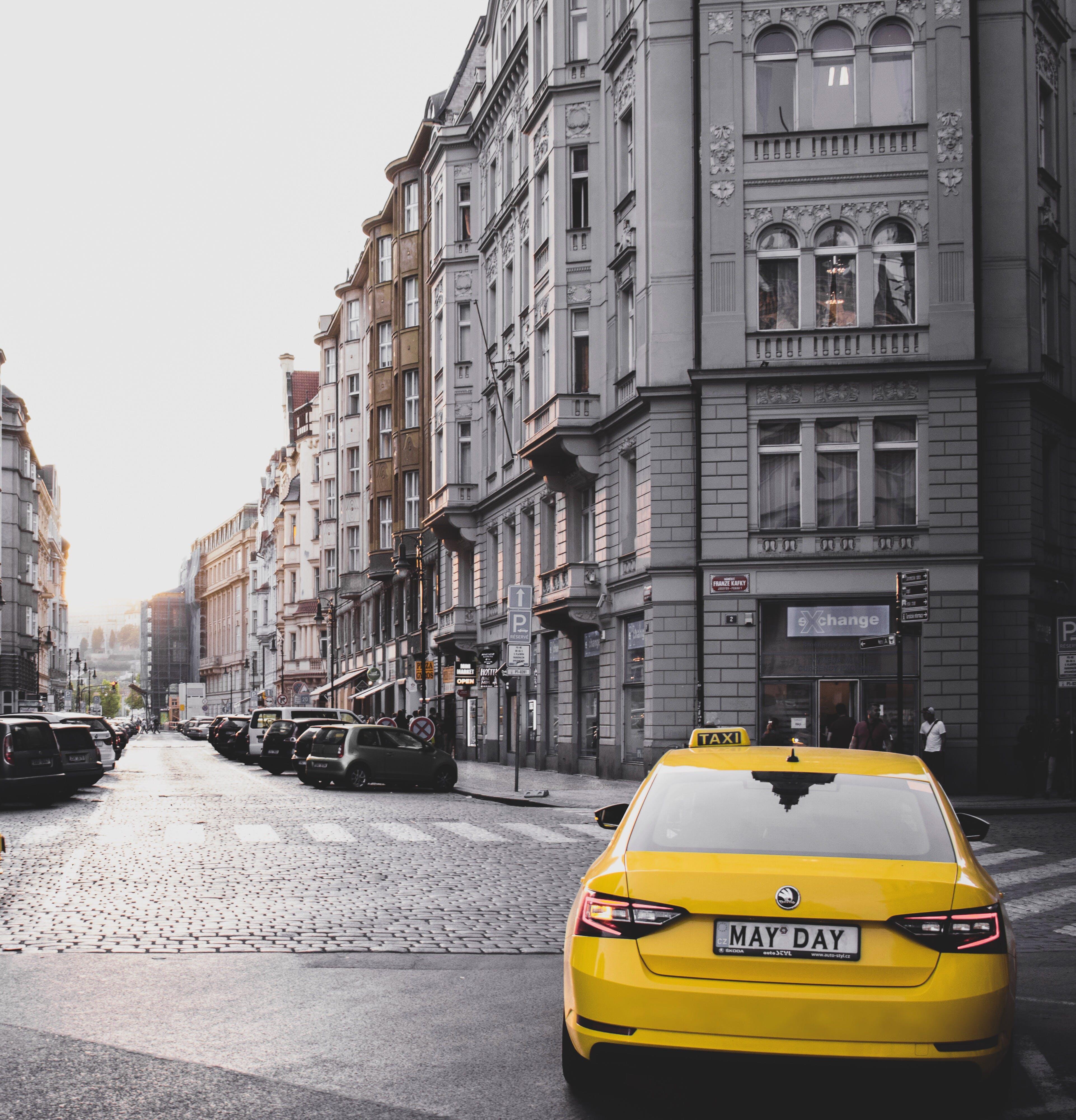 交通系統, 城市, 城鎮, 市中心 的 免費圖庫相片