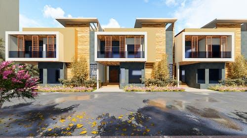Gratis stockfoto met #outdoorchallenge, 3 dimensionaal model, architectueel design, architectuur