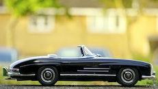vehicle, vintage, windshield