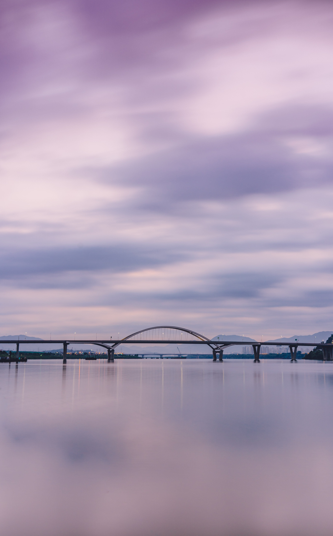 Bridge Above Body Of Water