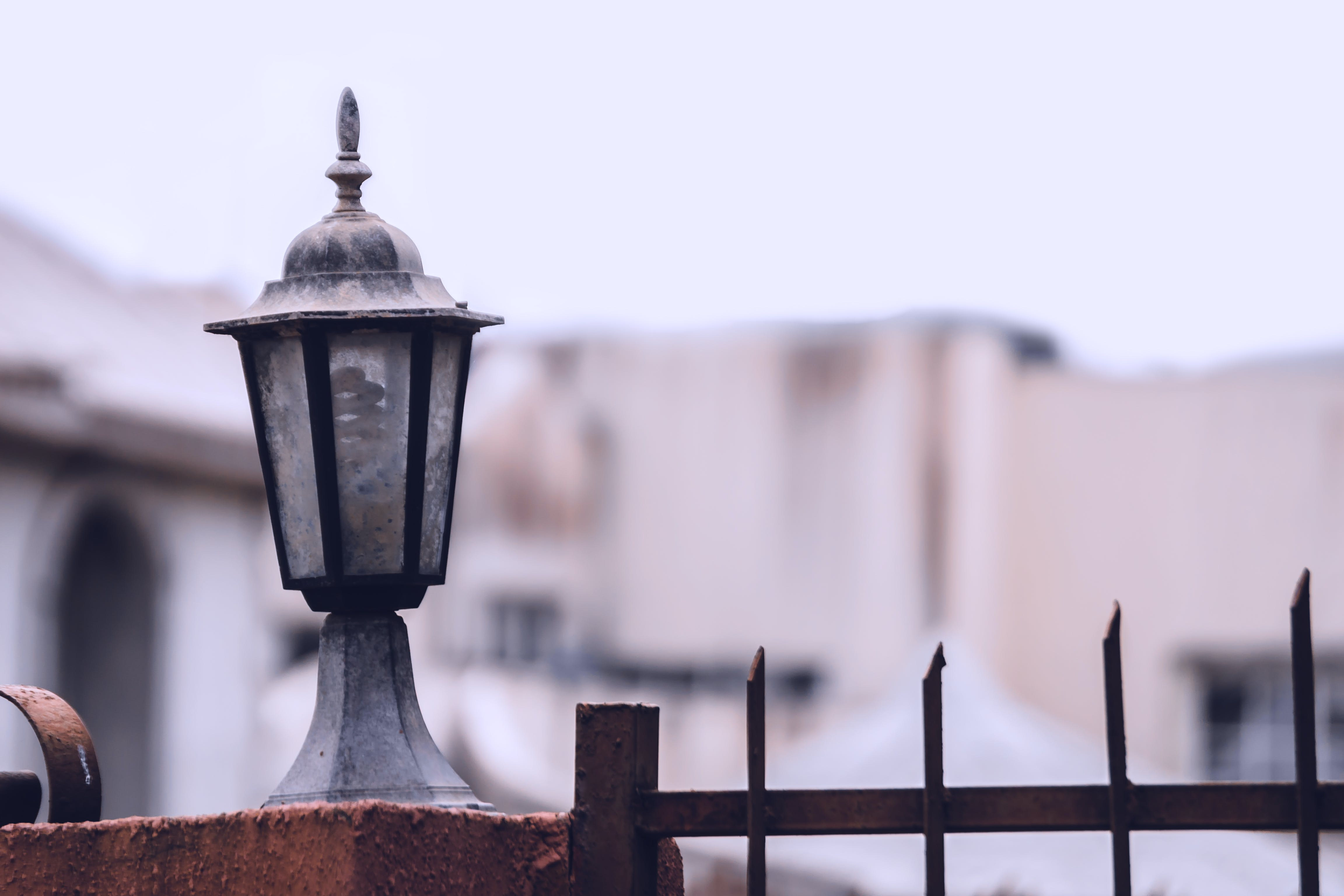 Free stock photo of antique, building, cinematic, lamp