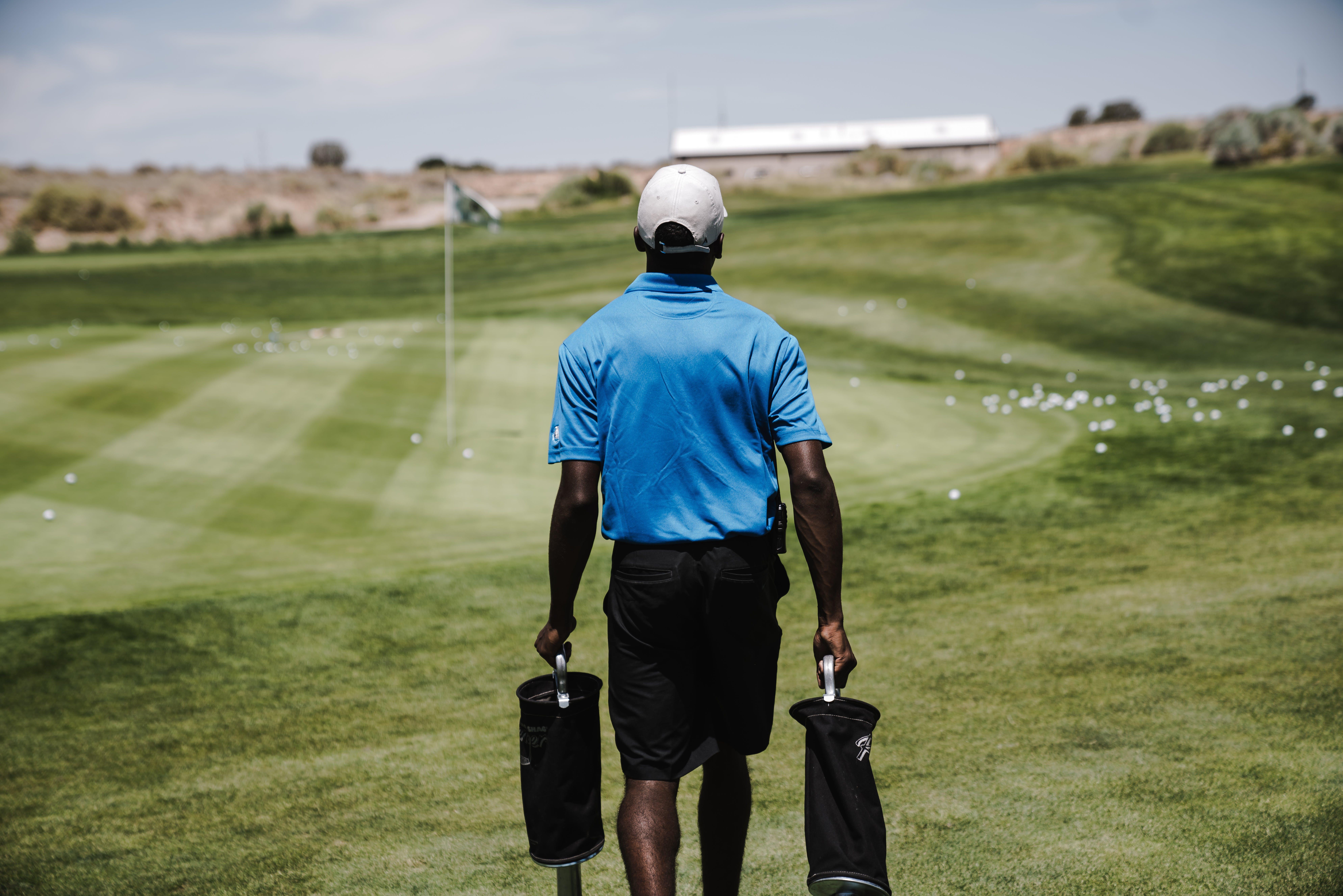 Бесплатное стоковое фото с гольф, гольфист, дневное время, живописный