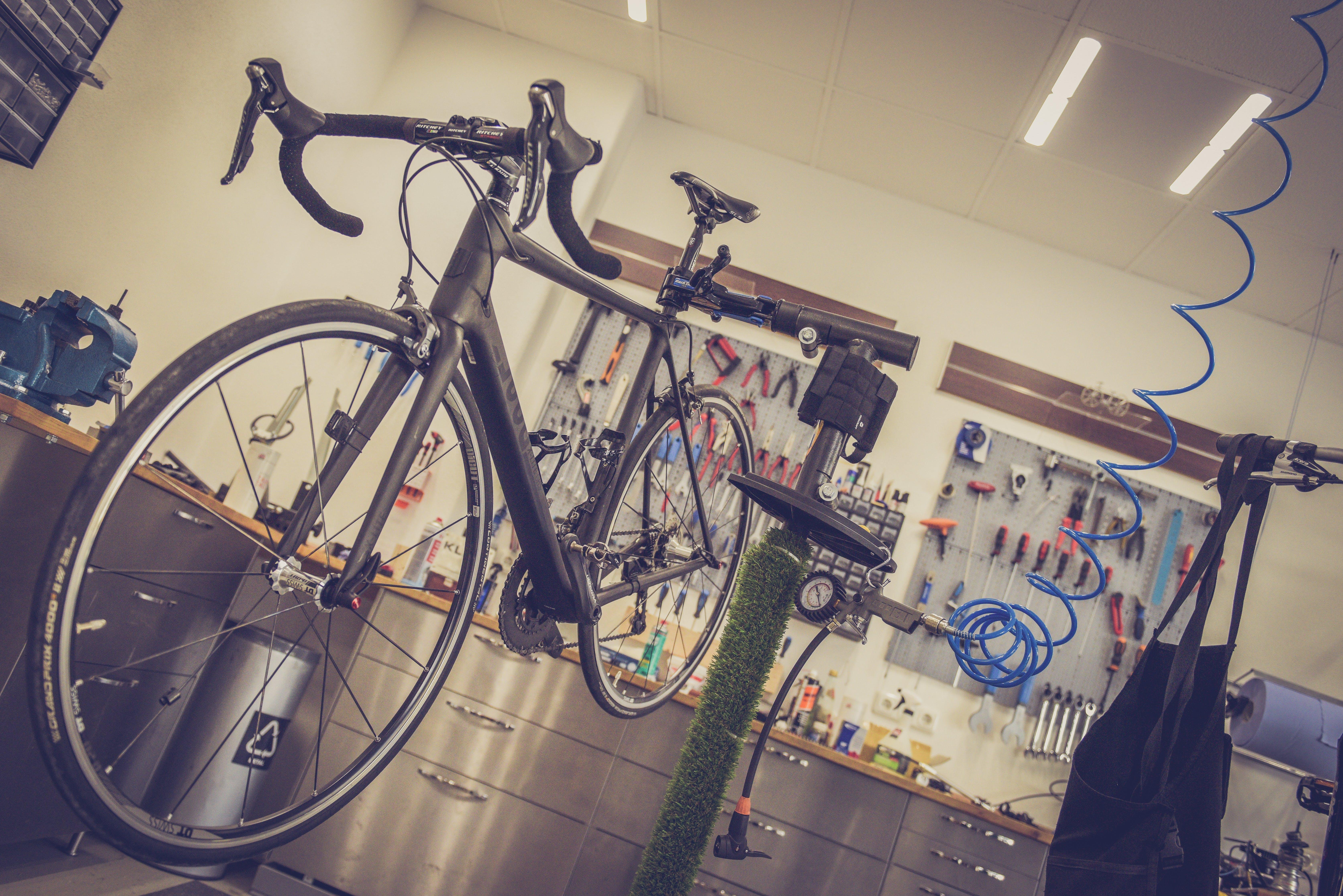 bicycle, bike, repair