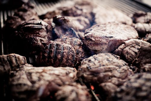 Shallow Focus Photography Of Grilled Meat