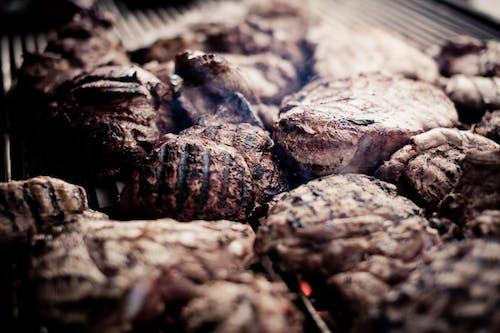 Kostenloses Stock Foto zu essen, fleisch, frucht, grill