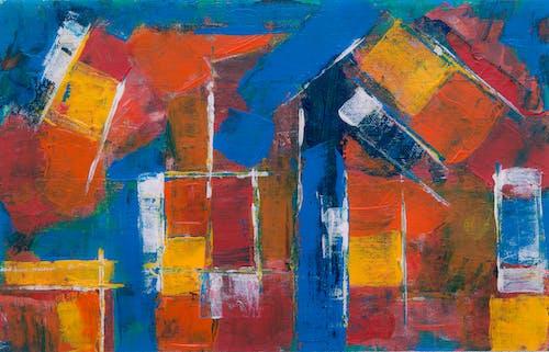 Ilmainen kuvapankkikuva tunnisteilla abstrakti, abstrakti ekspressionismi, abstrakti maalaus, akryyli