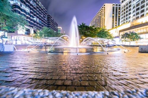 シティ, ダウンタウン, ビジネス, ホテルの無料の写真素材