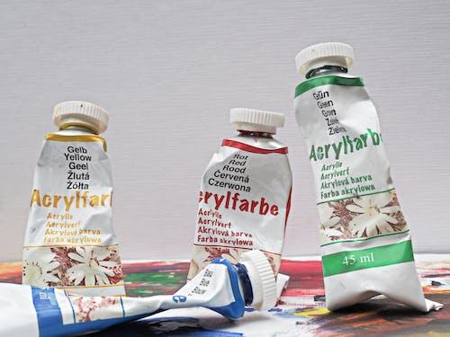Immagine gratuita di arti e mestieri, assortito, colore, contenitore