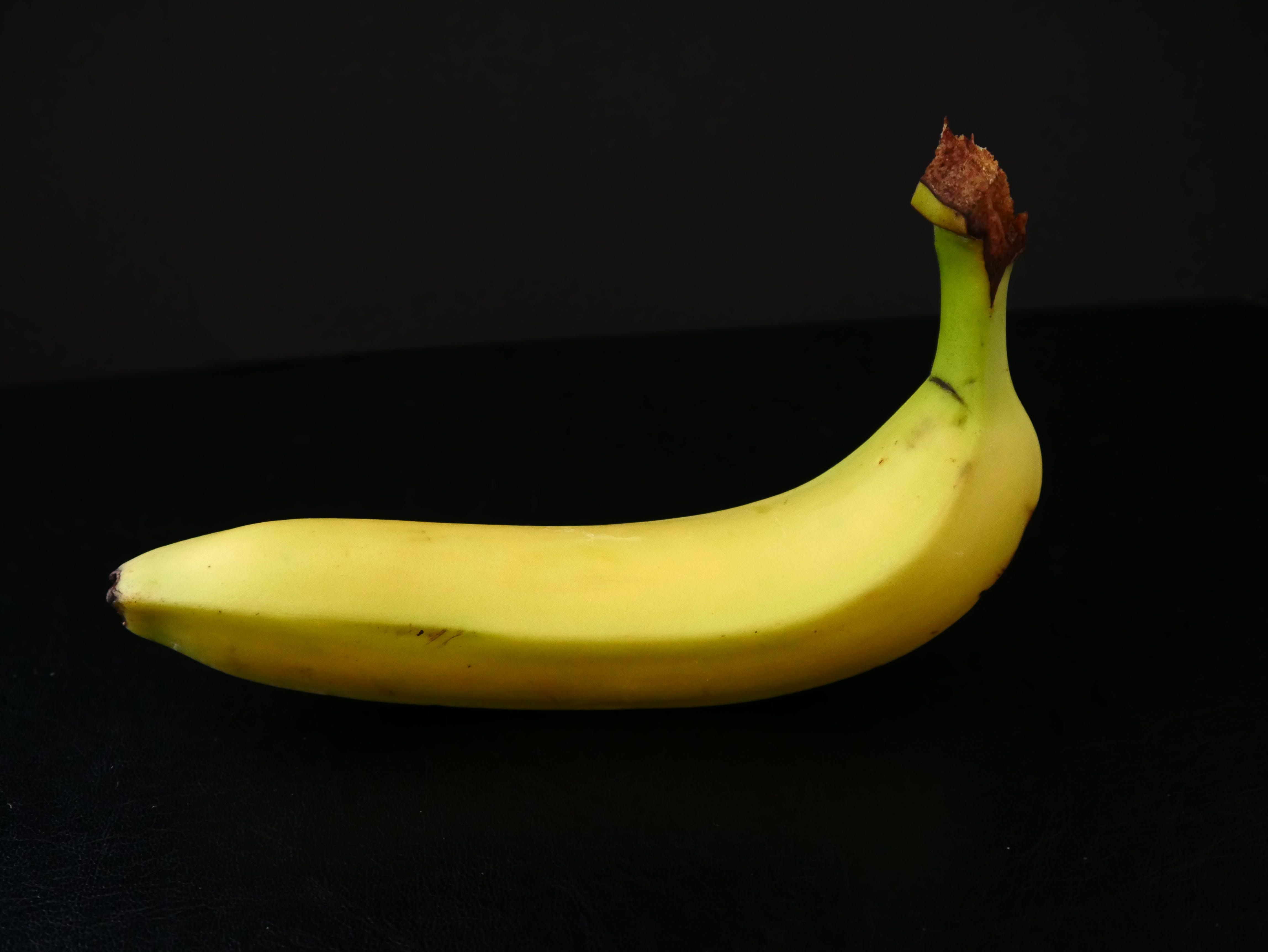 Free stock photo of yellow, banana, fruit, background