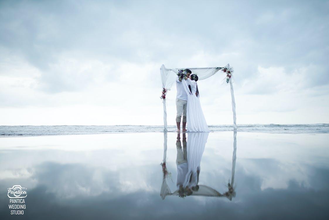 bryllup, Bryllupspynt, hav