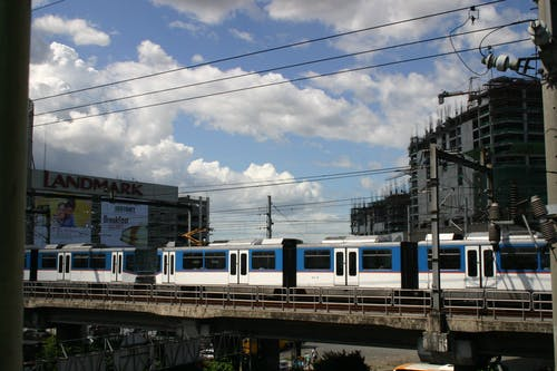 Free stock photo of mrt, philippines, train