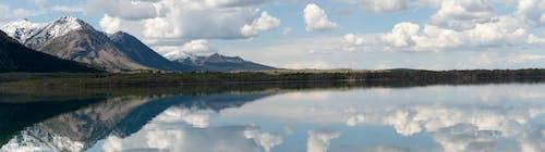 Бесплатное стоковое фото с гора, горы, заповедник, озера
