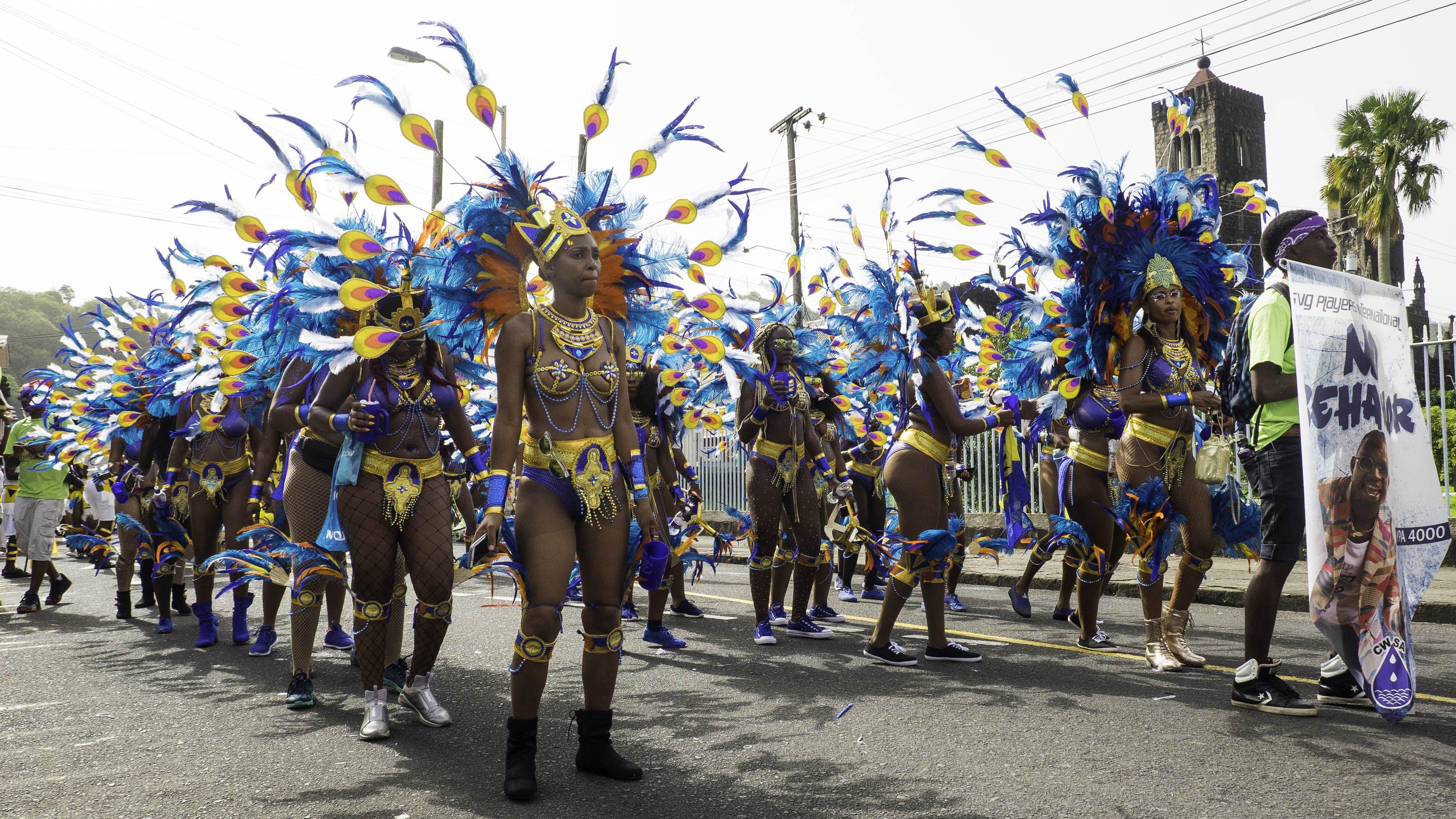 Free stock photo of caribbean festival, carnival, summer festival, vincy mas
