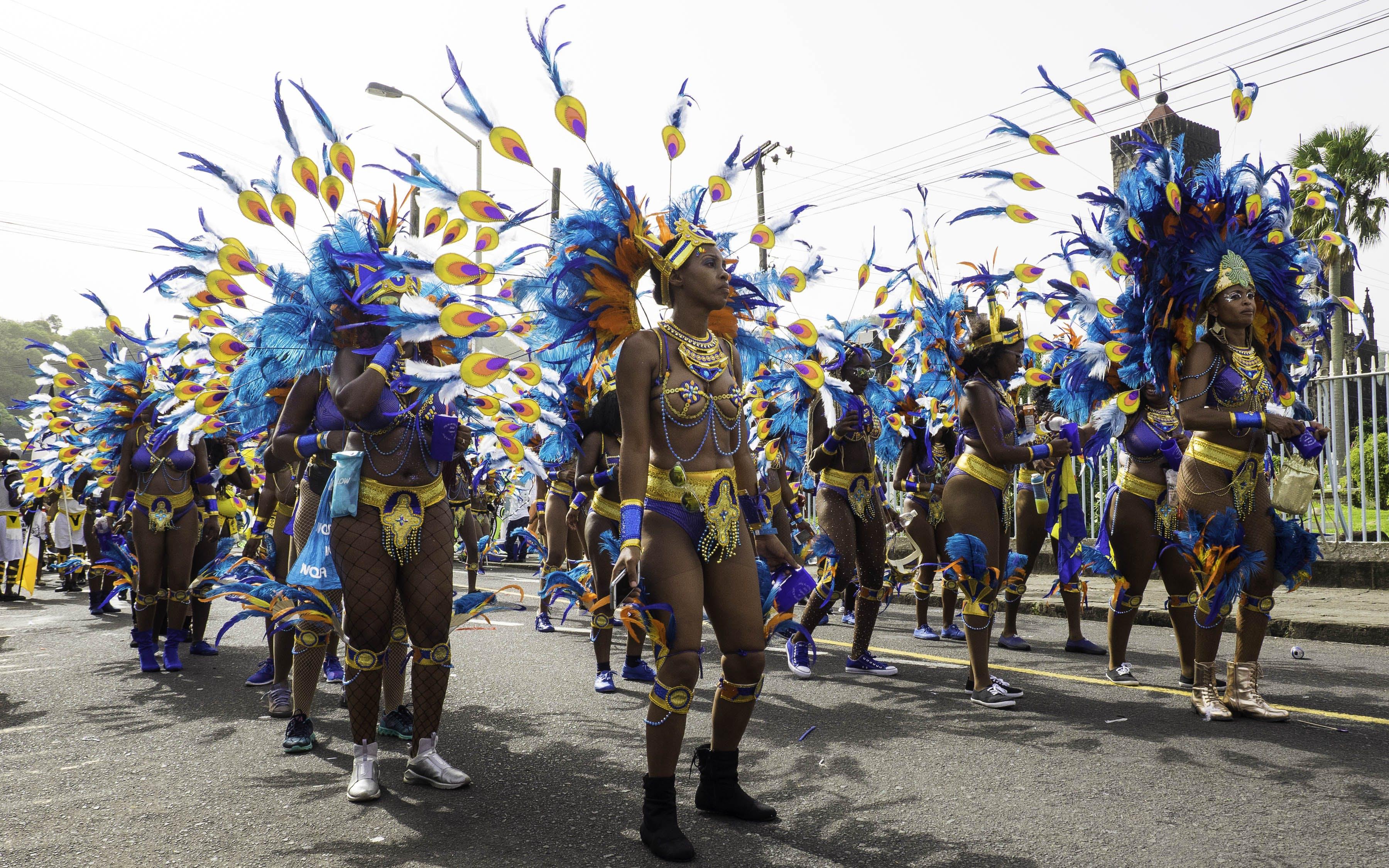 Free stock photo of carnival, summer festival, vincy mas