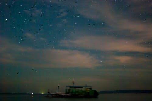 Бесплатное стоковое фото с Азия, длинная экспозиция, лодка, манила