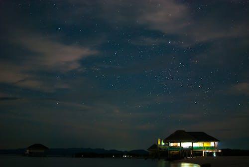 Бесплатное стоковое фото с Азия, длинная экспозиция, звезды, манила