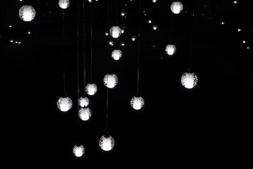 ışıklar, karşıtlık, shanghai, starbucks içeren Ücretsiz stok fotoğraf